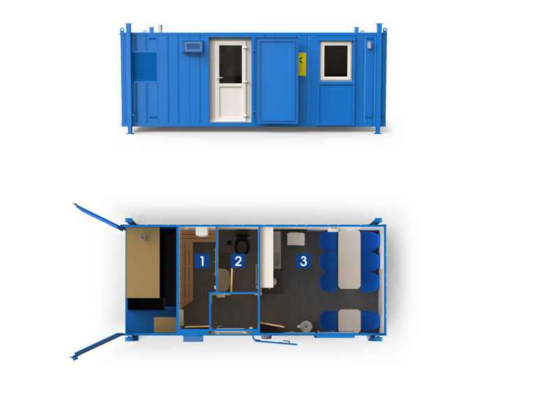 Junior Welfare Unit By Liberty Group